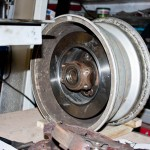 200SX rear wheel bearing and disc