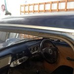 Vauxhall Zafira door rubbers