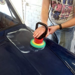 Polishing bonnet 2