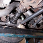 Offside driveshaft