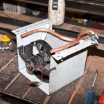 Chargecooler pipework
