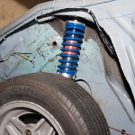 Front shocks & springs