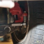 Steering correction