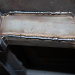 Chassis welding